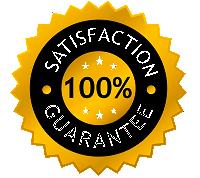 Satisfaction Guarantee, Problind Shutters (Transparent)
