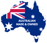 Australian Proud, Made & Owned Logo