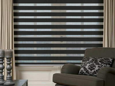Zebra Blinds, Problind Shutters