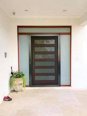 Security Doors, Problind Shutters