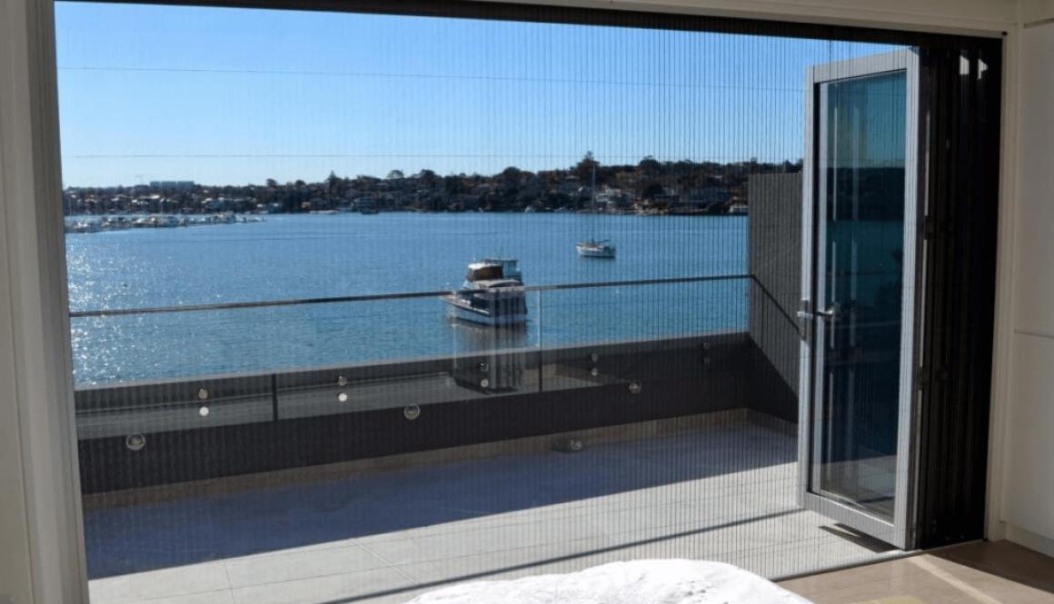 Retractable Flyscreen Doors & Window Screens